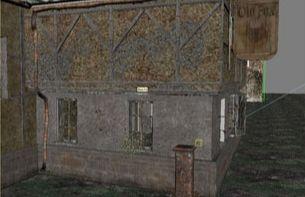 3D Max制作怀旧老屋建模教程(11)