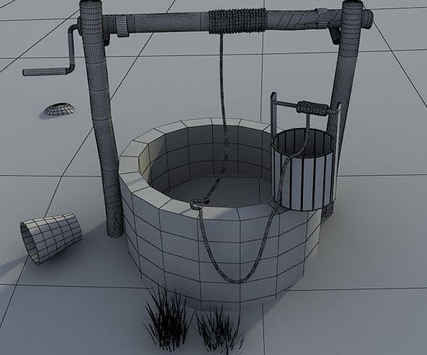 3D Max制作怀旧老屋建模教程(4)
