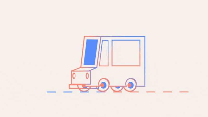AE做炫酷的汽车动画