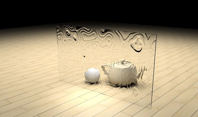 3dMax教程制作玻璃材质(7)
