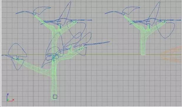 3ds Max制作树木(13)