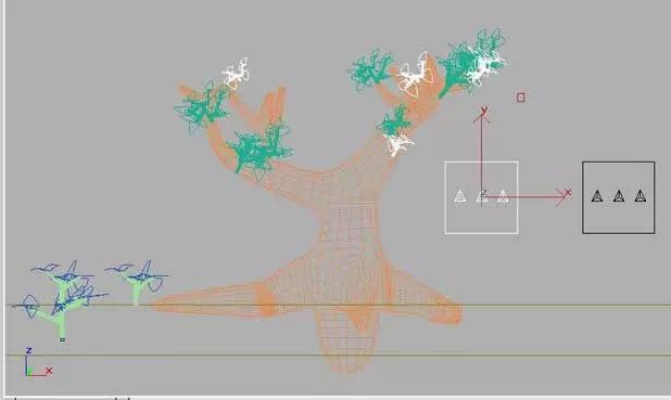 3ds Max制作树木(15)