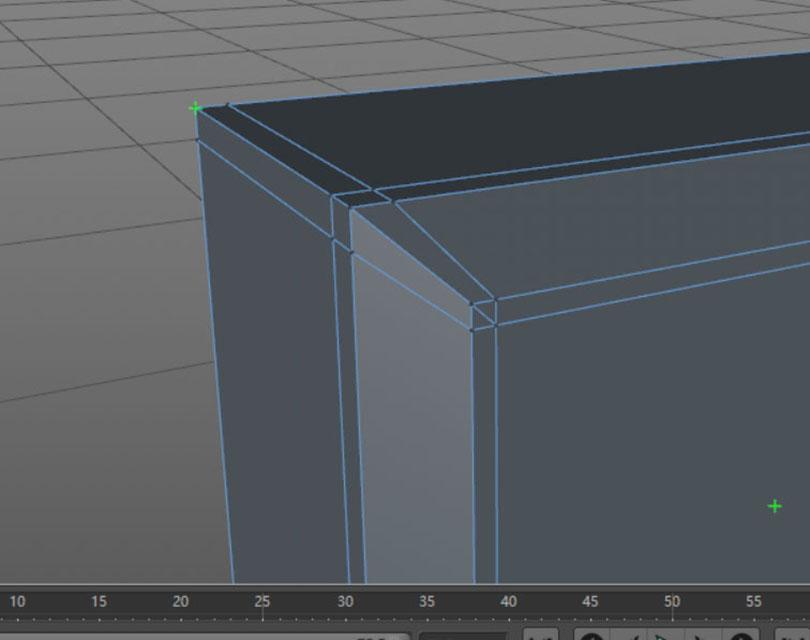 Cinema 4D硬表面建模教程(13)