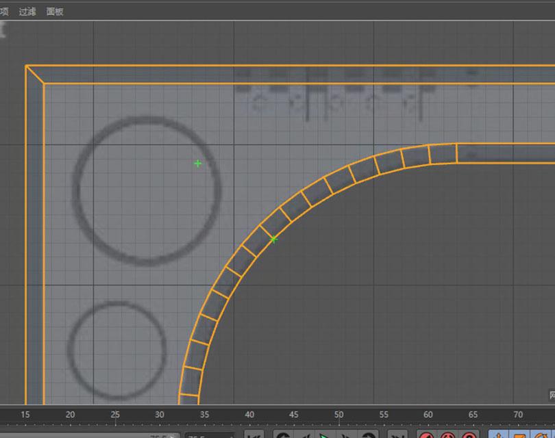 Cinema 4D硬表面建模教程(7)