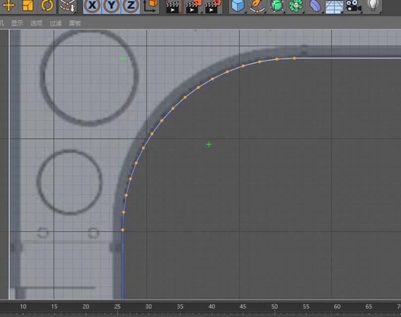 Cinema 4D硬表面建模教程(2)