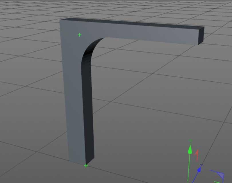 Cinema 4D硬表面建模教程(3)