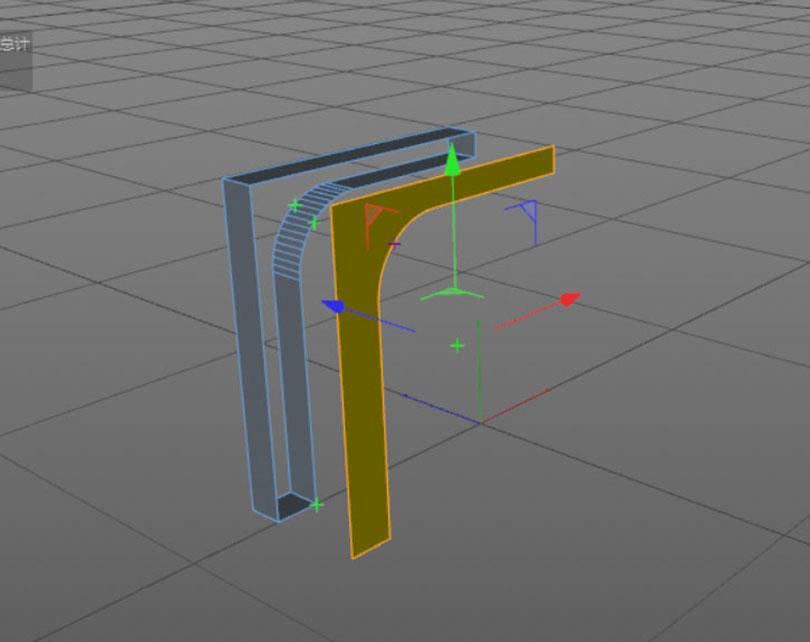 Cinema 4D硬表面建模教程(6)