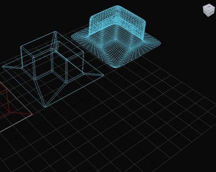 3D Max制作多边形圆建模教程(20)