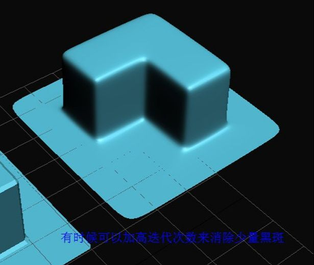 3D Max制作多边形圆建模教程(28)