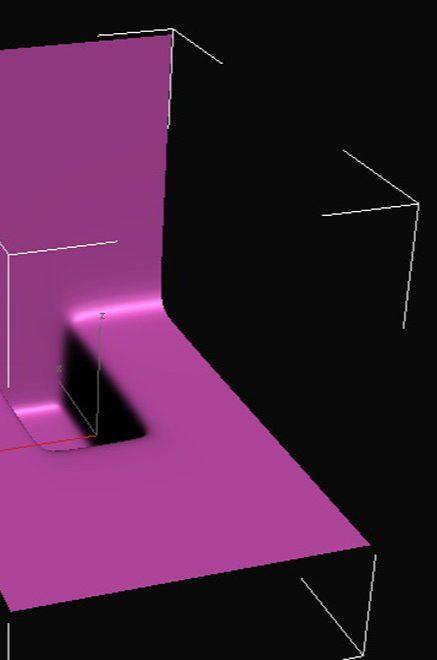 3D Max制作多边形圆建模教程(42)