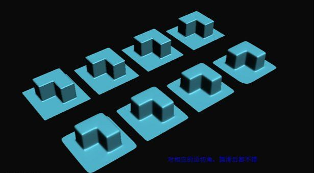 3D Max制作多边形圆建模教程(22)