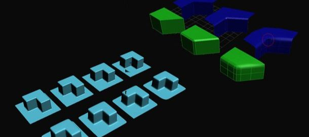 3D Max制作多边形圆建模教程