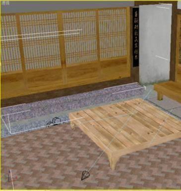 3DMAX制作坐在床上的女孩建模教程(23)