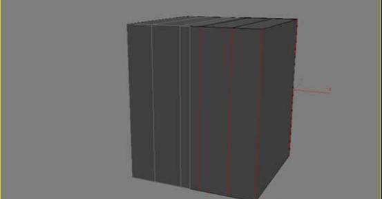 3DMAX制作坐在床上的女孩建模教程(2)