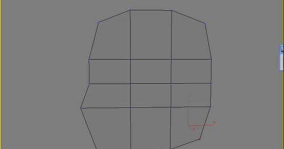 3DMAX制作坐在床上的女孩建模教程(5)