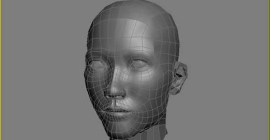 3DMAX制作坐在床上的女孩建模教程(1)