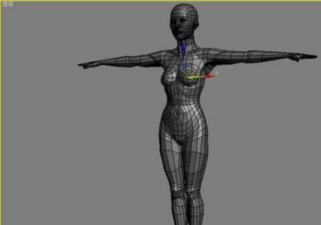 3DMAX制作坐在床上的女孩建模教程(9)