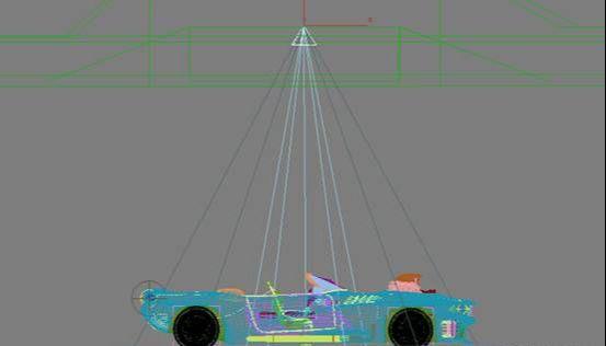 汽车灯光渲染简单教程解析(2)
