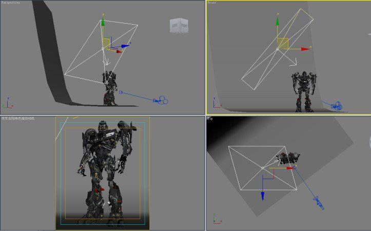3DsMAX制作超真实的变形金刚建模教程(16)