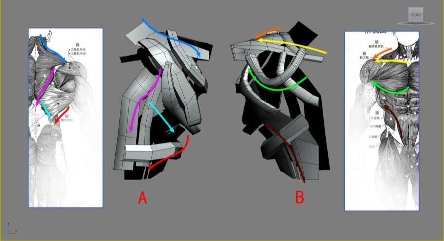 3DsMAX制作超真实的变形金刚建模教程(6)