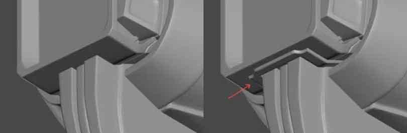 3DsMAX制作硬表面建模教程(10)