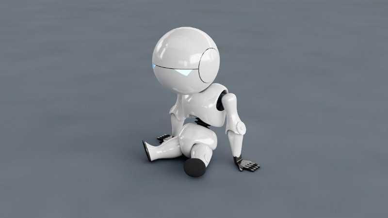 c4d怎么做机器人模型