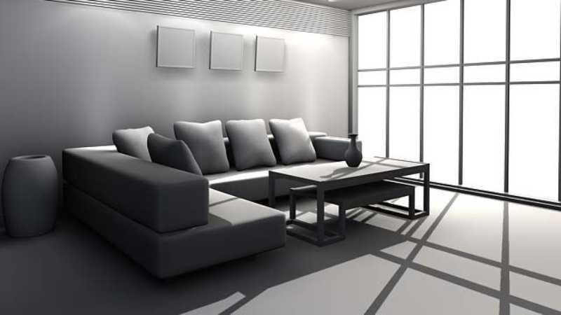 3DMAX简单的室内场景渲染教程