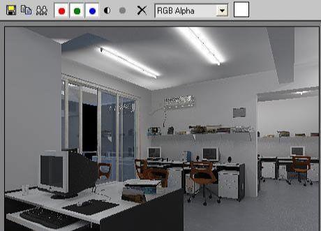 用3ds Max做室内效果图(13)