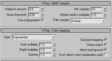 用3ds Max做室内效果图(7)