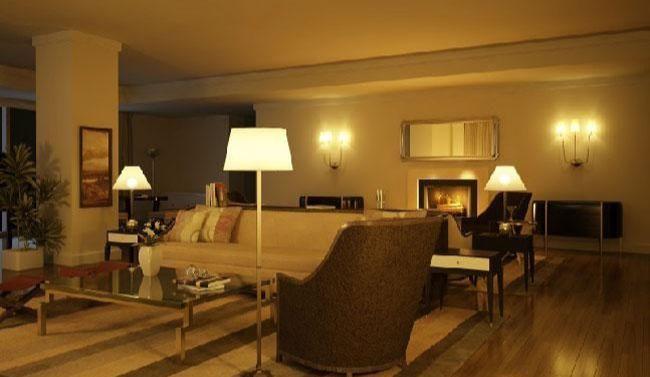 3D MAX欧式客厅夜景渲染教程(66)