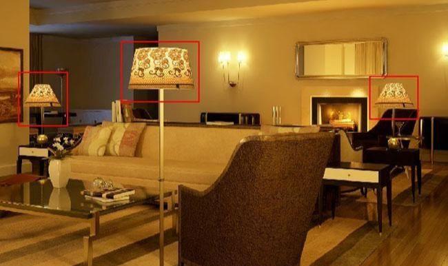 3D MAX欧式客厅夜景渲染教程(73)
