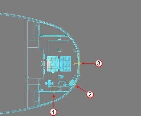 3D MAX欧式客厅夜景渲染教程(33)