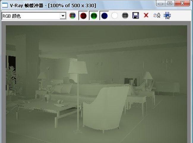 3D MAX欧式客厅夜景渲染教程(5)