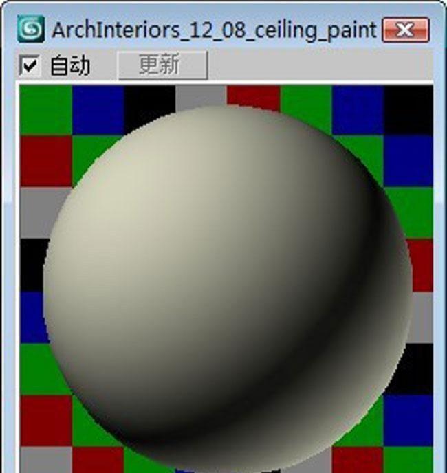 3D MAX欧式客厅夜景渲染教程(8)
