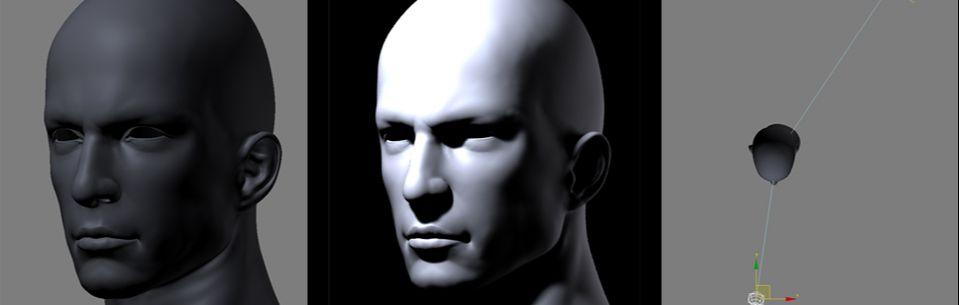 3DSMAX的mental ray皮肤3S材质制作(1)