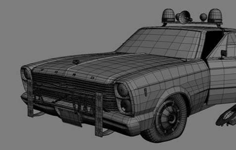 3ds Max打造犯罪现场局部场景建模(1)