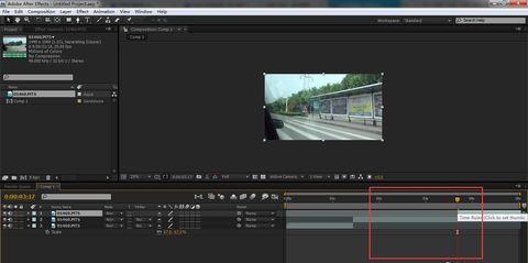 AE怎么剪切视频(5)