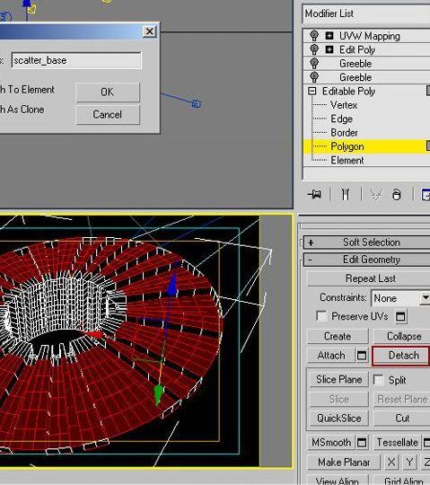 3ds Max制作科幻太空场景建模(10)