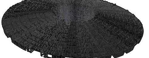 3ds Max制作科幻太空场景建模(6)
