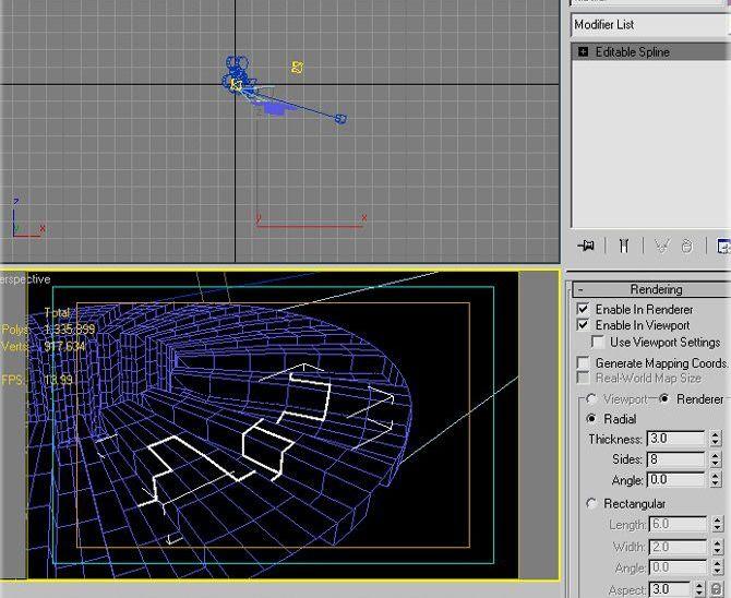 3ds Max制作科幻太空场景建模(8)