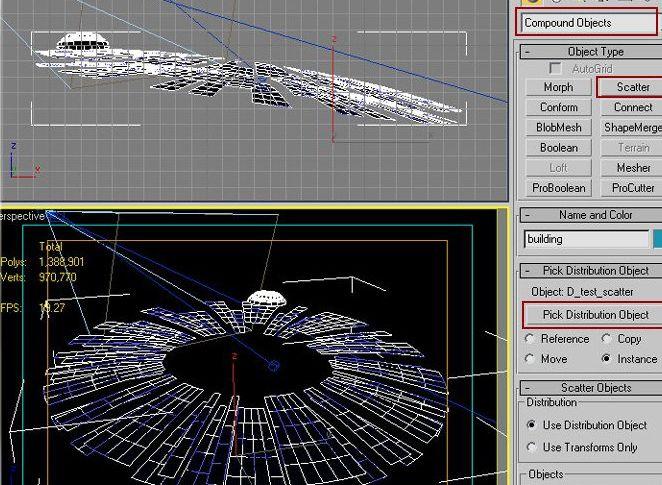 3ds Max制作科幻太空场景建模(11)