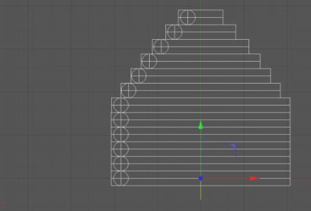 C4D制作户外雪景房子场景教程(3)