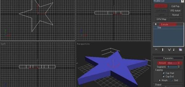 3ds Max制作雨伞建模教程(1)