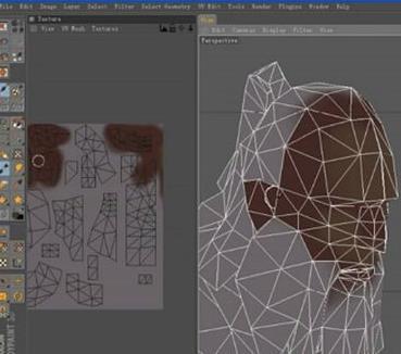 3dsmax手绘游戏模型贴图制作教程(3)