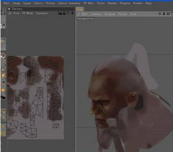3dsmax手绘游戏模型贴图制作教程(4)