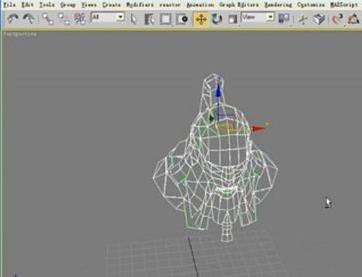 3dsmax手绘游戏模型贴图制作教程(2)