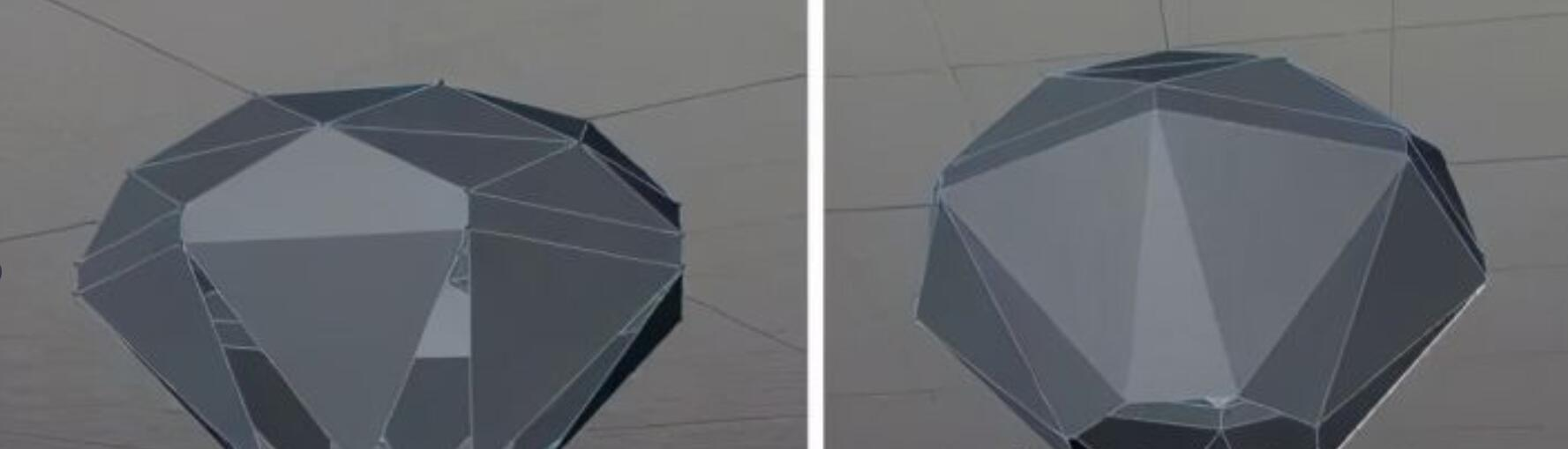 待改-C4D用材质和渲染焦散制作钻石建模(10)