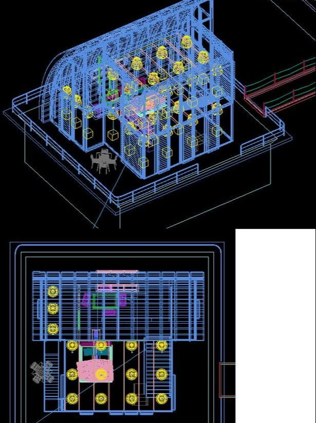 3dsmax海边房屋场景建模教程(15)