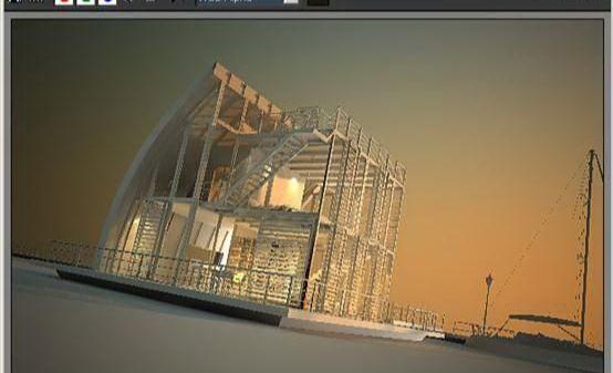 3dsmax海边房屋场景建模教程(52)