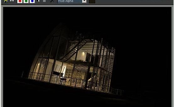 3dsmax海边房屋场景建模教程(36)